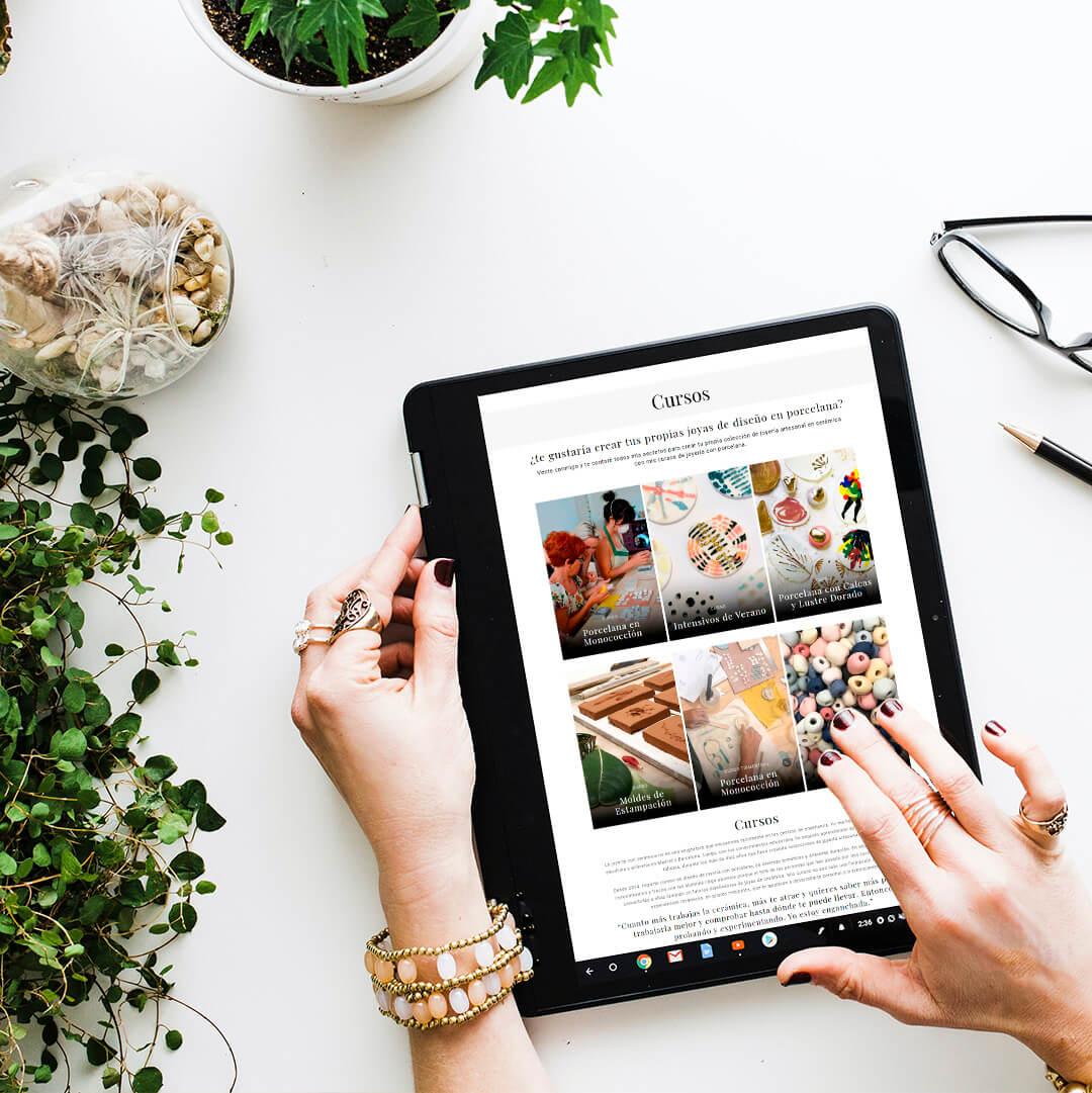 cursos online maria torne