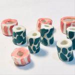 curso joyería porcelana técnicas con engobes