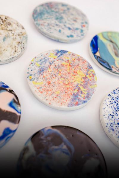 Murales de porcelana por María Torné