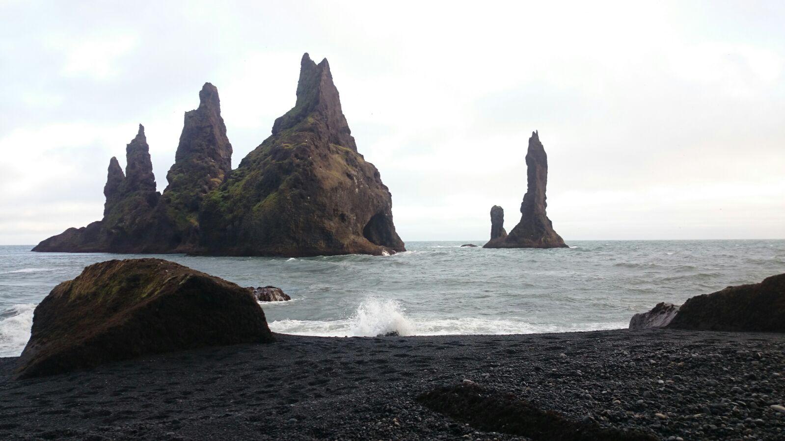 Trolls en Islandia